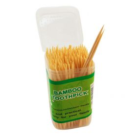 bamboo-toothpick