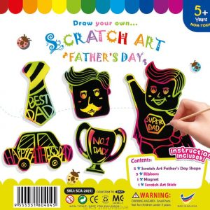 scratch-art-fathers-day-pack-of-5