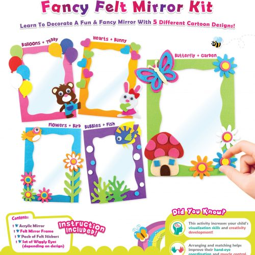 fancy-felt-mirror-kit
