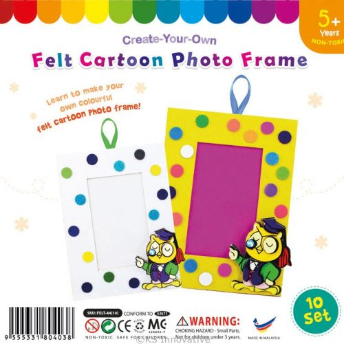felt-cartoon-photo-frame-pack-of-10-owl