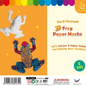 3D-animal-paper-mache-frog-pack-of-5
