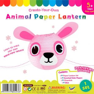 diy-animal-paper-lantern-rabbit
