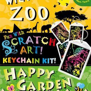 scratch-art-keychain-kit-zoo-garden