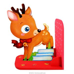 wooden-bookend-kit-deer-01