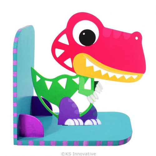 wooden-bookend-kit-trex-01