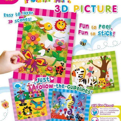 foam-art-3d-picture-kit