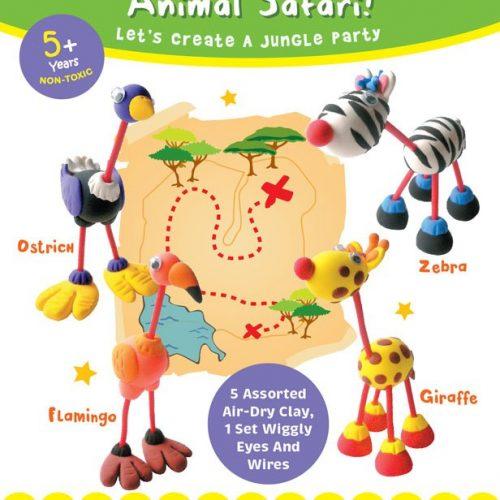 my-clay-animal-safari-kit