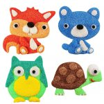 foam-clay-magnet-kit-woodland-animal-set-A