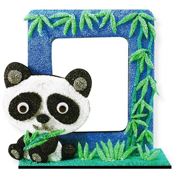 foam-clay-photo-frame-kit-panda